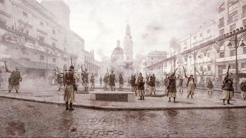 Dispar 22 Chanos en La plaça